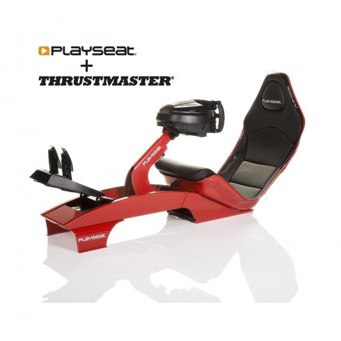 Playseat® Thrustmaster Red Edition for PS4/PS3/PC