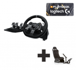 Logitech G920 for Xbox One + PC Ready to Race Paket