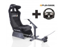 Playseat® Project CARS Ready to Race bundle