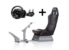 Playseat® Evolution Schwarz + Thrustmaster T300RS (EU ONLY)