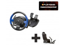 Thrustmaster T150 RS for PS3 + PS4 + PC Ready to Race bundle