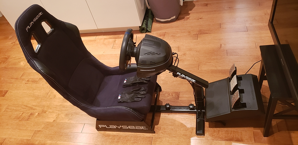 A good option to get into Sim racing
