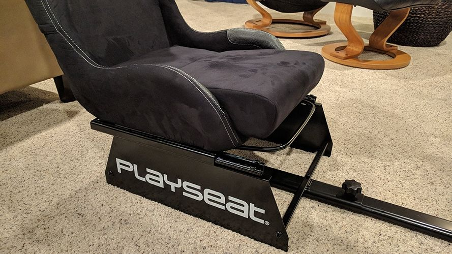 Sliders make the seat useable for all sizes and ages
