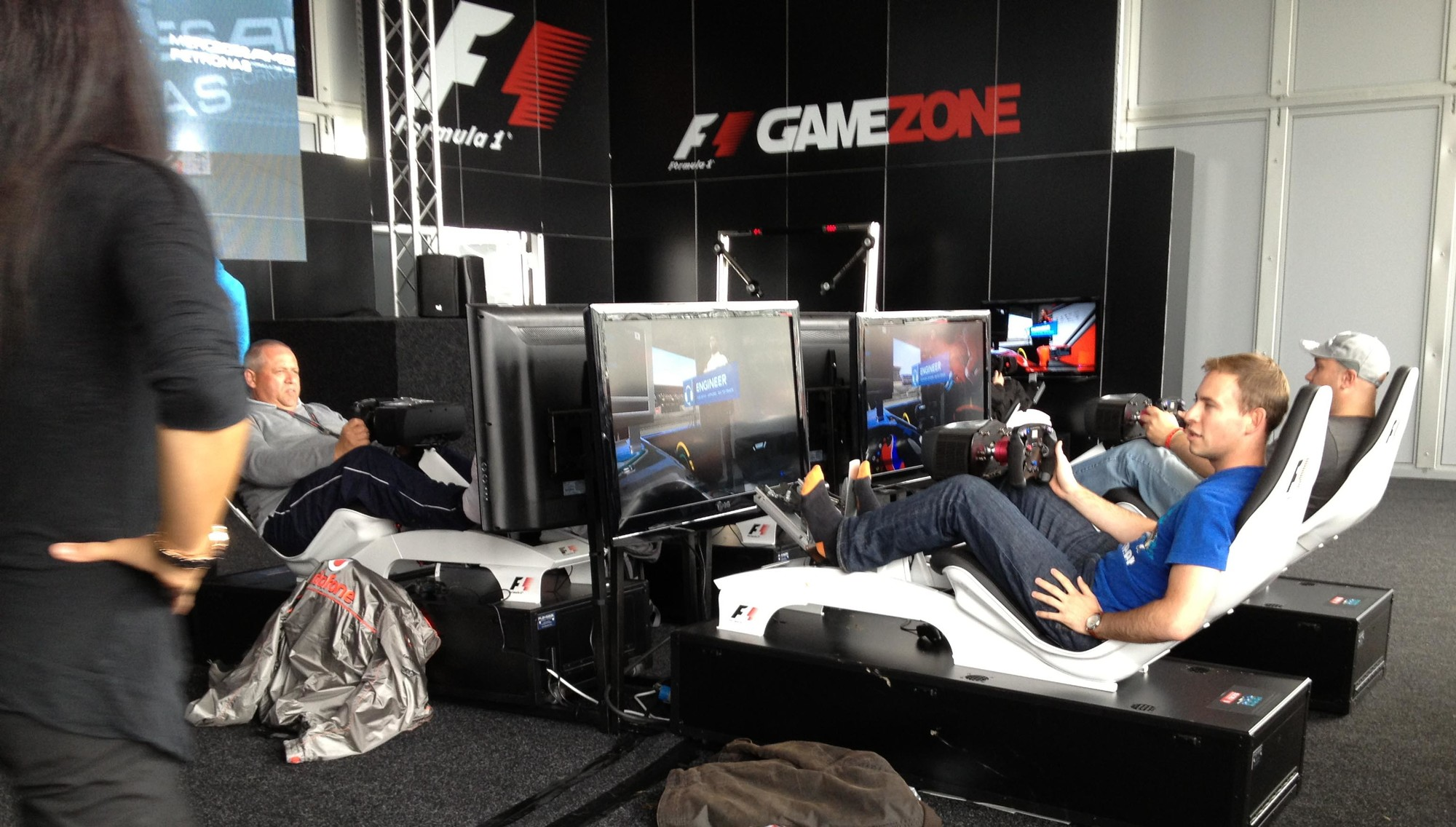 Playseat® VIP for GP of Silverstone