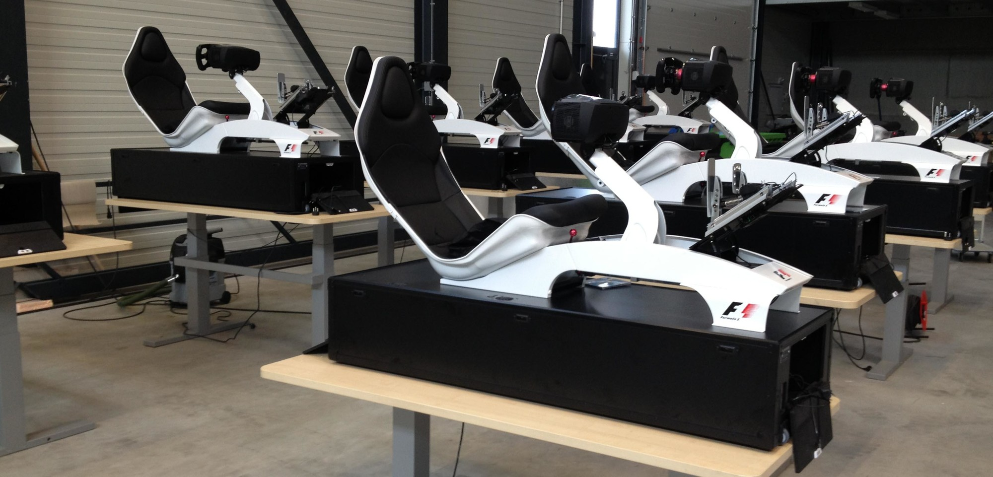 Playseat® special edition for GP of Silverstone