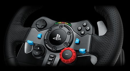 Logitech G29 for Playstation 3, Playstation 4 and PC