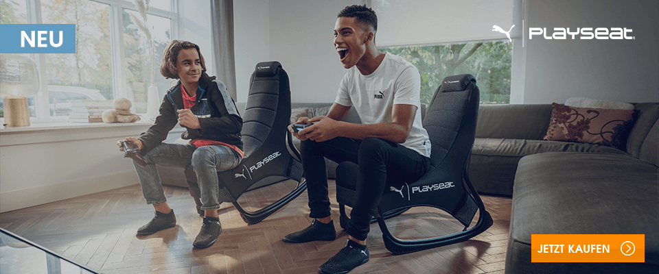 Playseat® | PUMA Game Seat